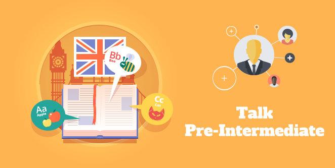 Talk Pre Intermediate