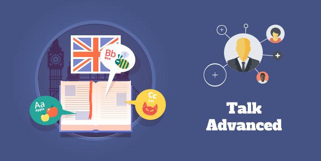 Talk Advanced
